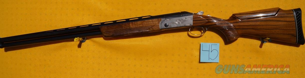 "Krieghoff K80 12ga 32"" O/U and 34"" Unsingle Trap Combo   Guns > Shotguns > Krieghoff Shotguns"