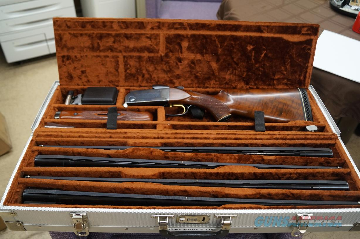"Krieghoff K32 4 Barrel Skeet Set, 28""  Guns > Shotguns > Krieghoff Shotguns"