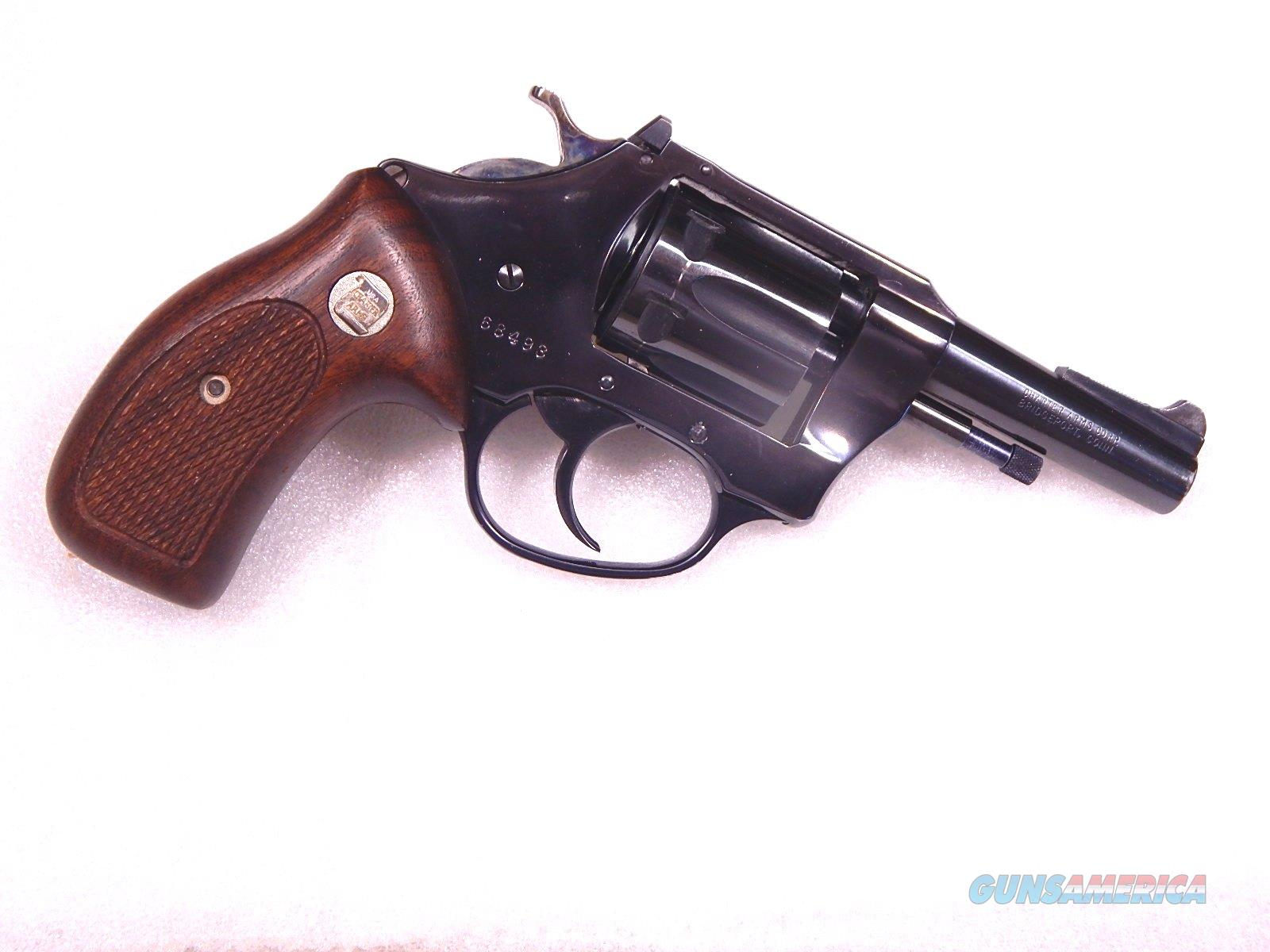 Charter Arms Pocket Target - Collector Gun  Guns > Pistols > Charter Arms Revolvers