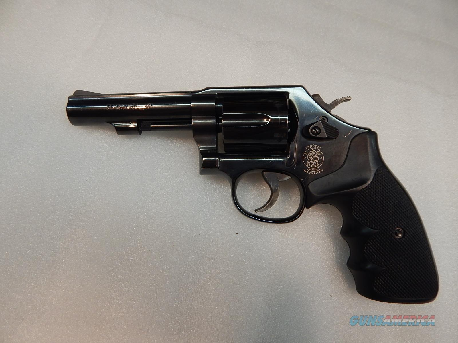 Smith & Wesson 10-14 Revolver - used  Guns > Pistols > Smith & Wesson Revolvers > Model 10