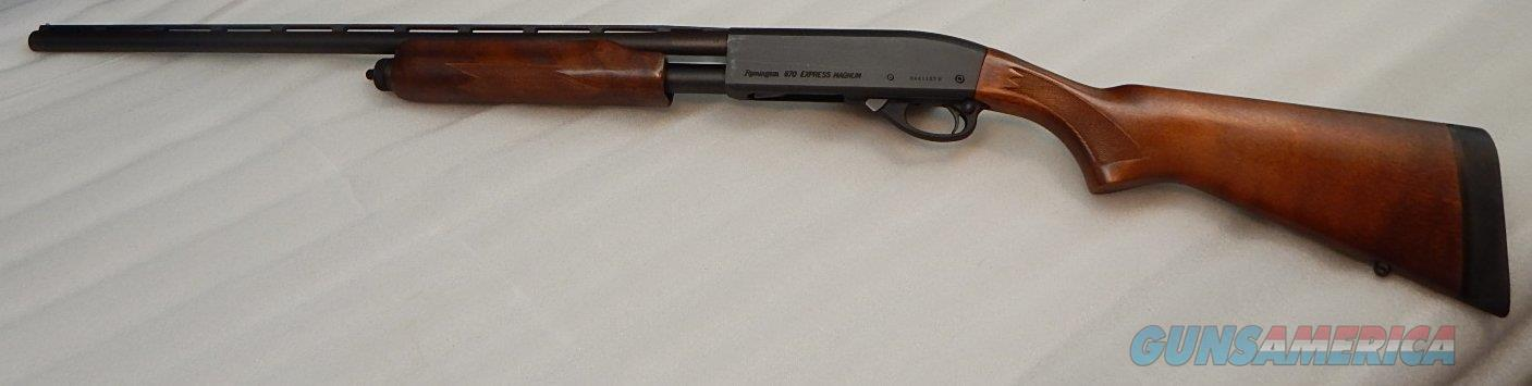 "Remington 870 20g Express Magnum 25""VR - Rem Choke  Guns > Shotguns > Remington Shotguns  > Pump > Hunting"