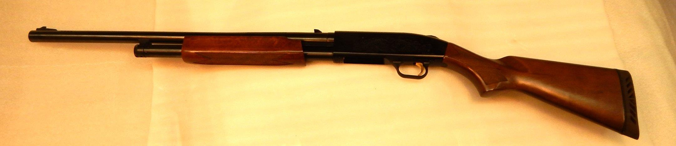 Mossberg 500  12g Fully Rifled -  Ready to Hunt!  Guns > Shotguns > Mossberg Shotguns > Pump > Sporting