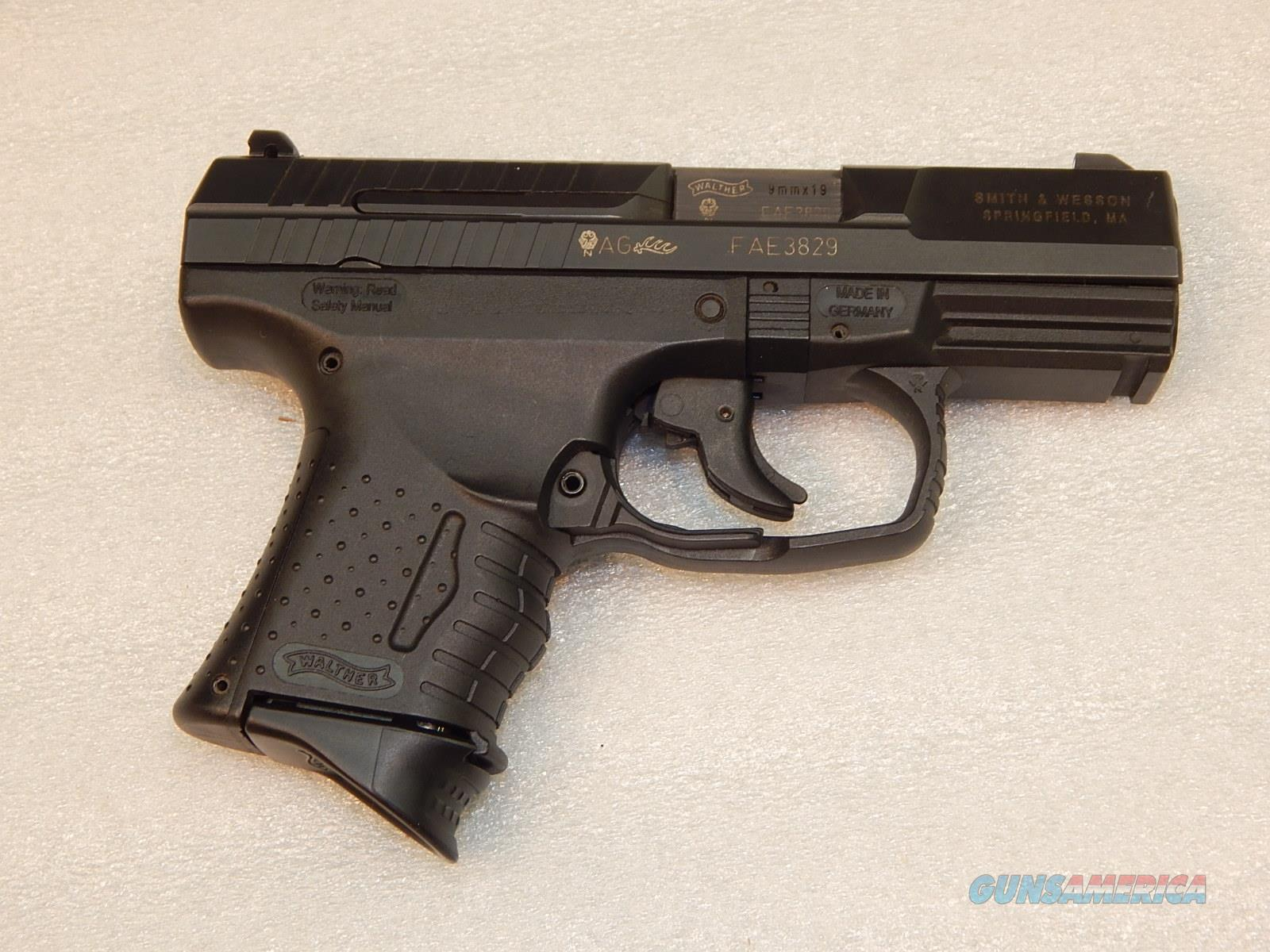 Walther P99C DAO 9mm carry gun  Guns > Pistols > Walther Pistols > Post WWII > P99/PPQ