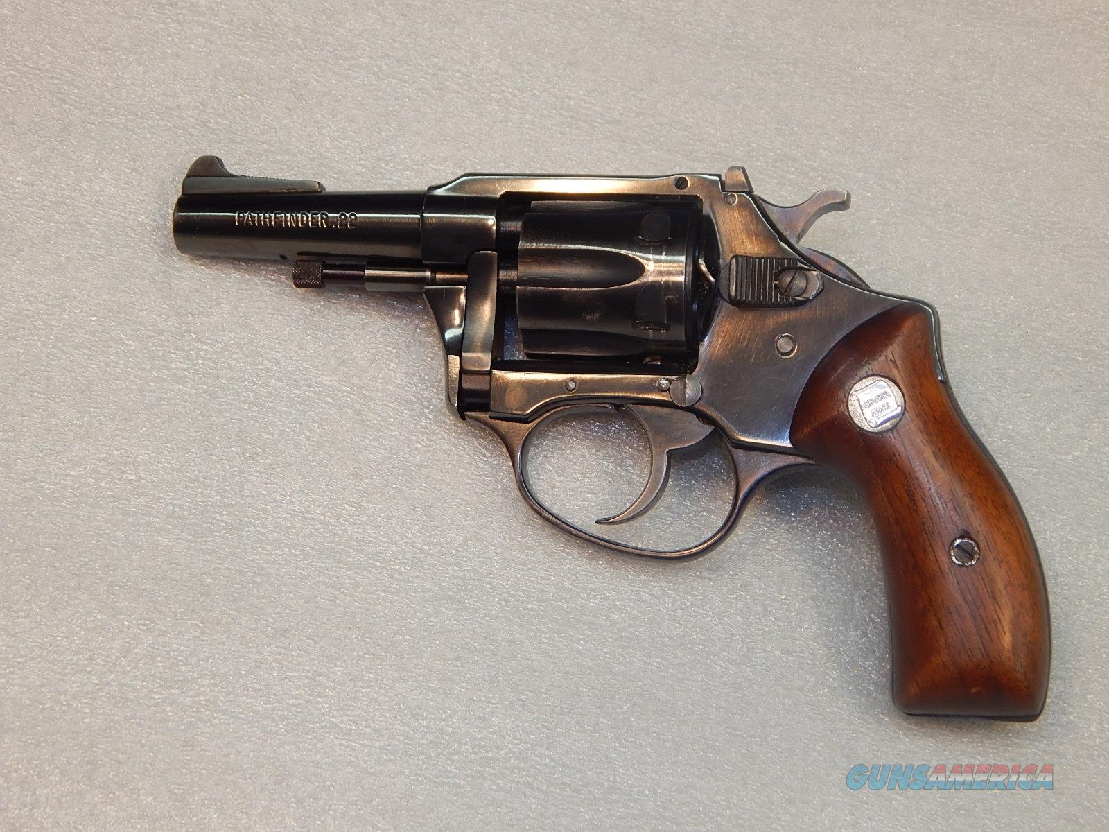 Classic Charter Arms Pathfinder .22LR 1st Generation  Guns > Pistols > Charter Arms Revolvers