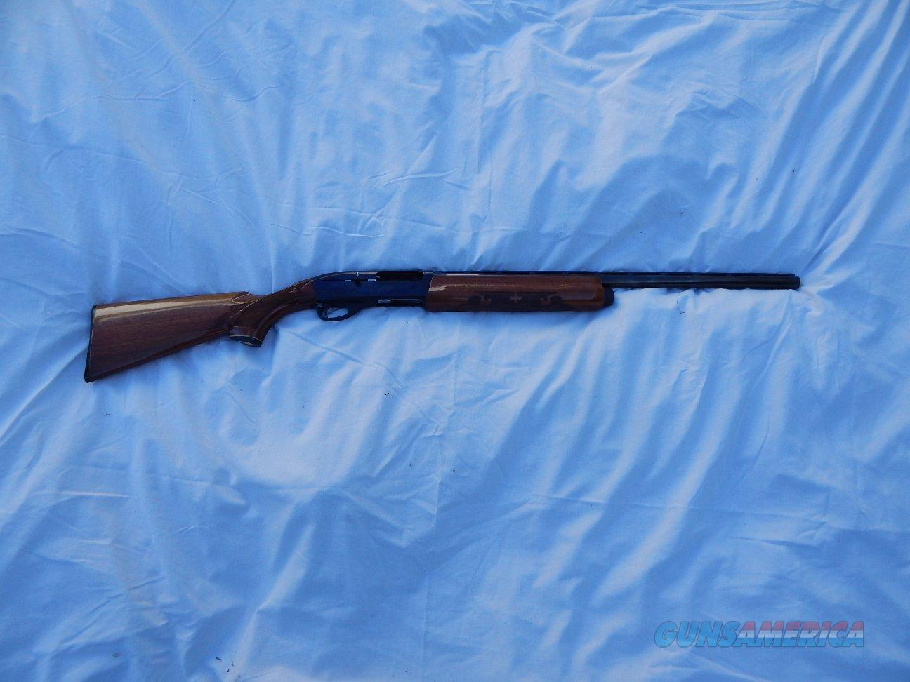 Remington 1100 12G - Rem Choke - 2 3/4 shells  Guns > Shotguns > Remington Shotguns  > Autoloaders > Trap/Skeet