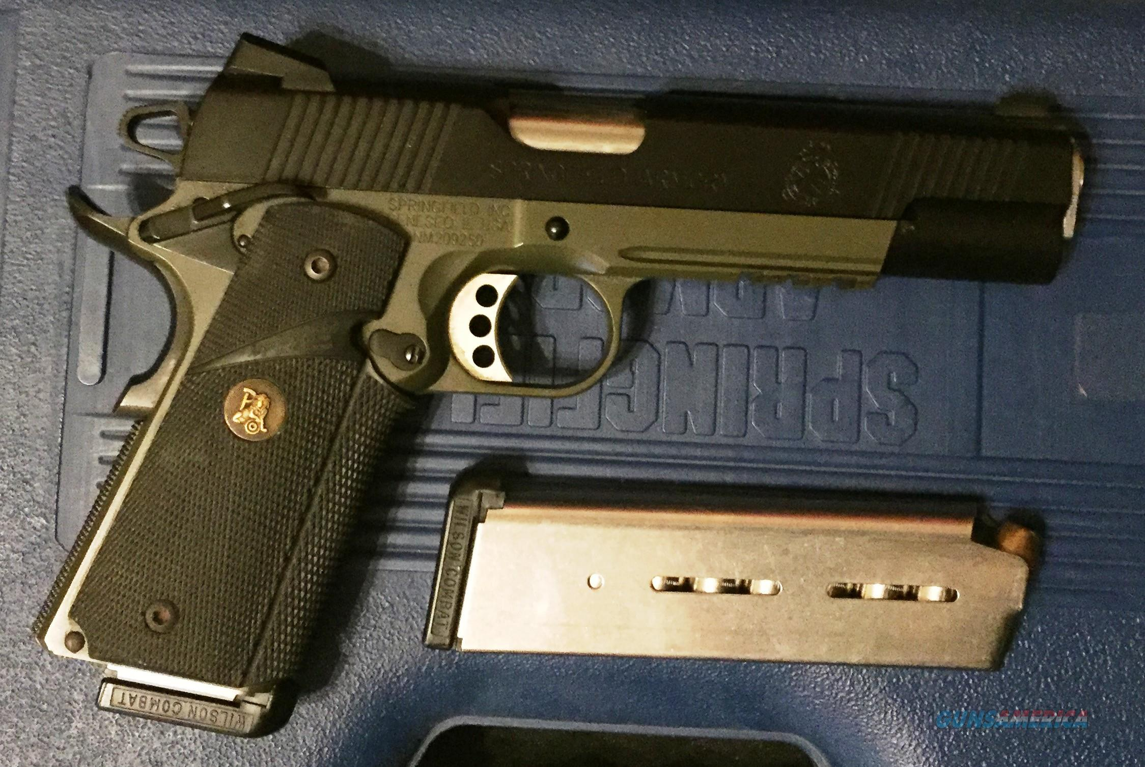 Springfield Armory 1911 Operator – 45 ACP / $800.00 - OBO *SOLD*  Guns > Pistols > Springfield Armory Pistols > 1911 Type