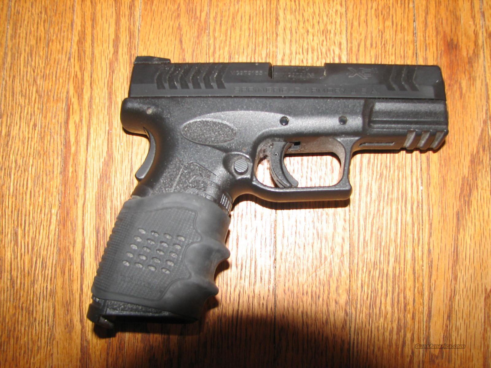 Springfield Armory XDM 9mm Pistol  Guns > Pistols > Springfield Armory Pistols > XD-M