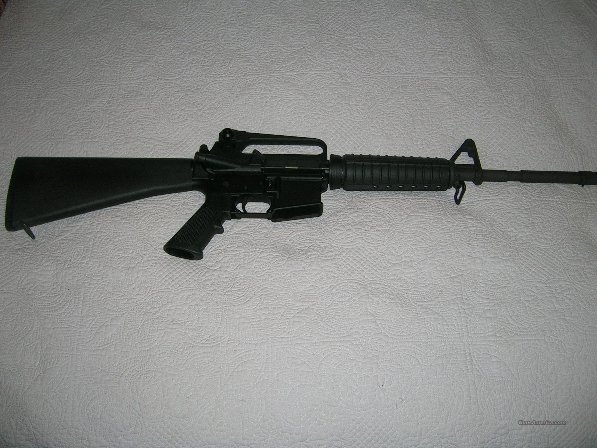 "Bushmaster A2 16"" 5.56 carbine  Guns > Rifles > AR-15 Rifles - Small Manufacturers > Complete Rifle"