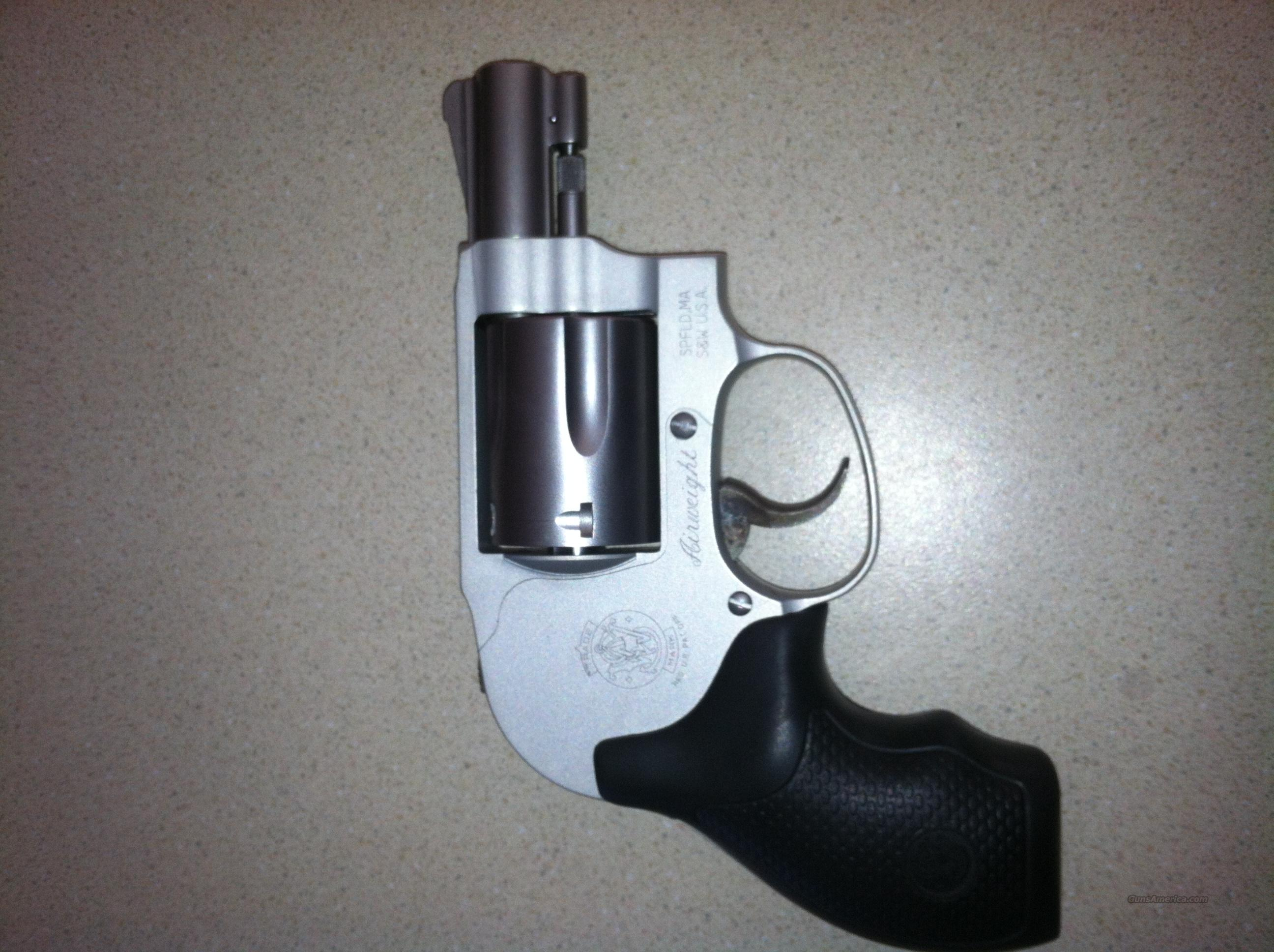 Smith & Wesson Model 638 Airweight Bodyguard 38 Special   Guns > Pistols > Smith & Wesson Revolvers > Pocket Pistols