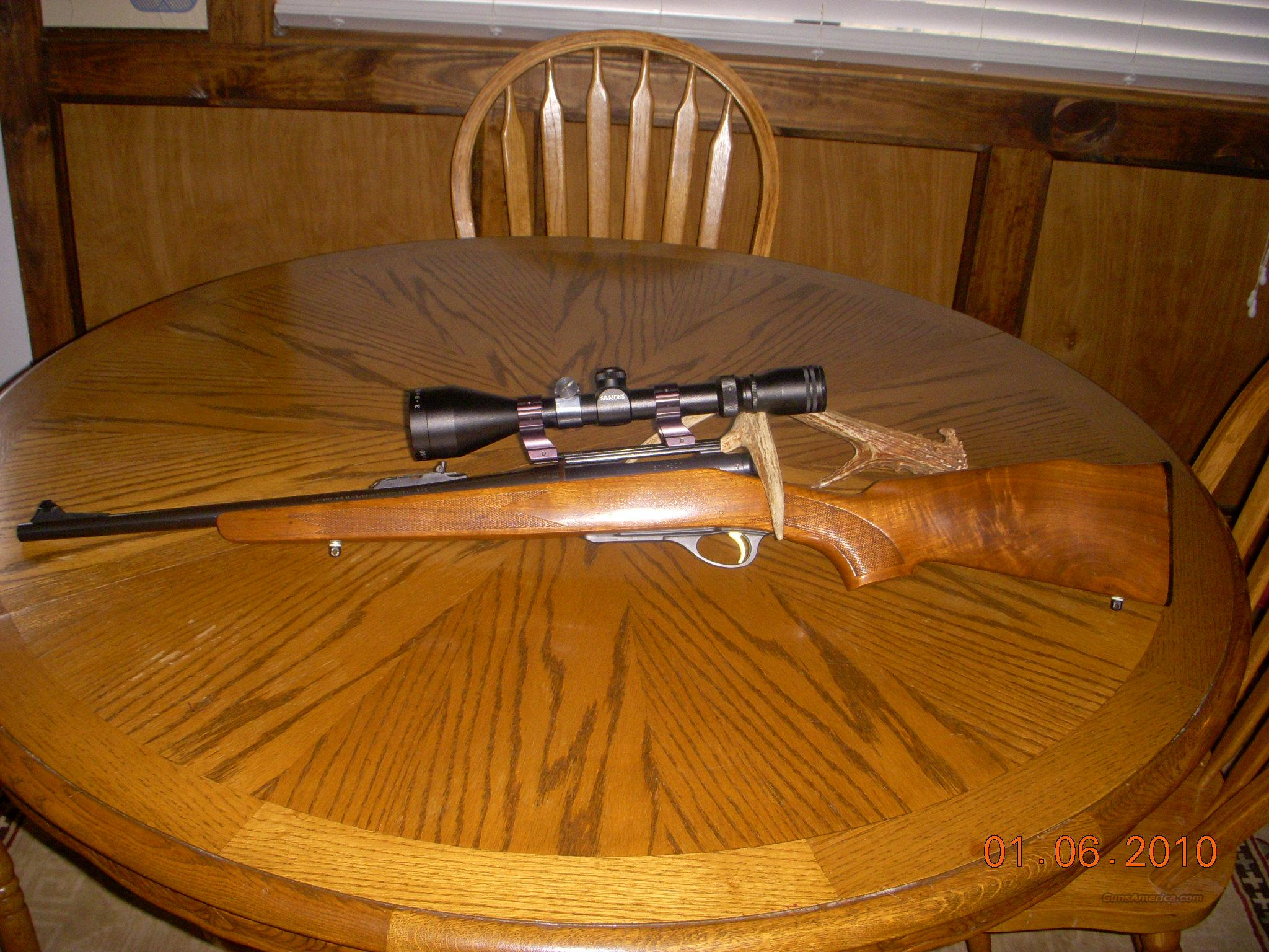 Remington Mohawk 600  ( 243 cal.)  Guns > Rifles > Remington Rifles - Modern > Bolt Action Non-Model 700 > Sporting