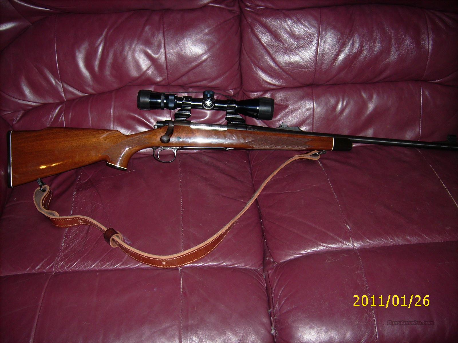 Remington 700 30-06 with scope  Guns > Rifles > Remington Rifles - Modern > Model 700 > Sporting