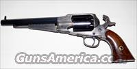 "Navy Arms Remington '58 .44/7.875"" Revolver  Remington Replica Pistols"