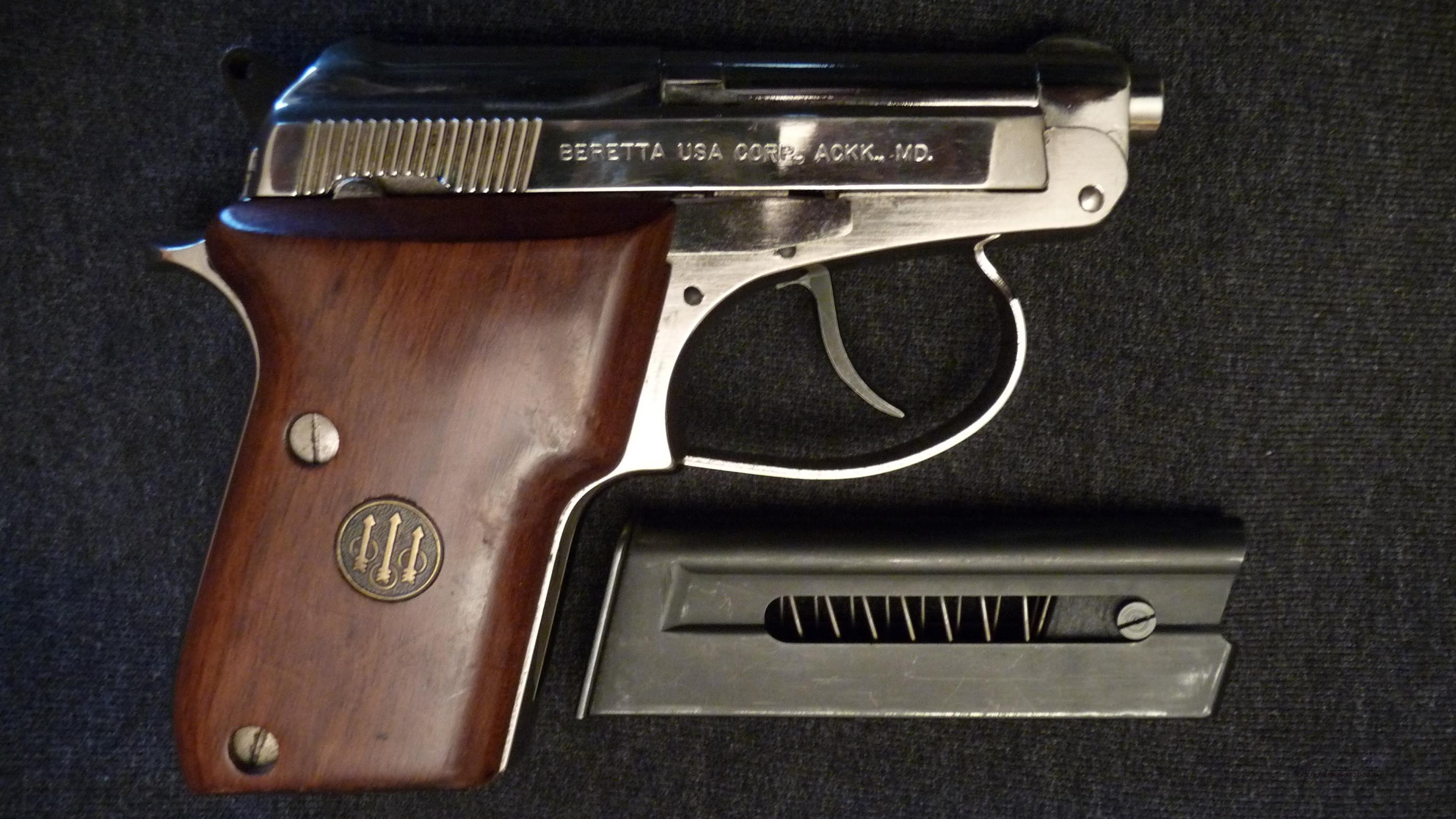 Beretta M21  Guns > Pistols > Beretta Pistols > Small Caliber Tip Out