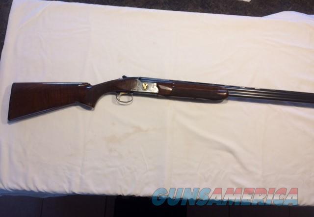 Nikko Golden Eagle 5000 II 20 Ga.  Guns > Shotguns > Golden Eagle Shotguns