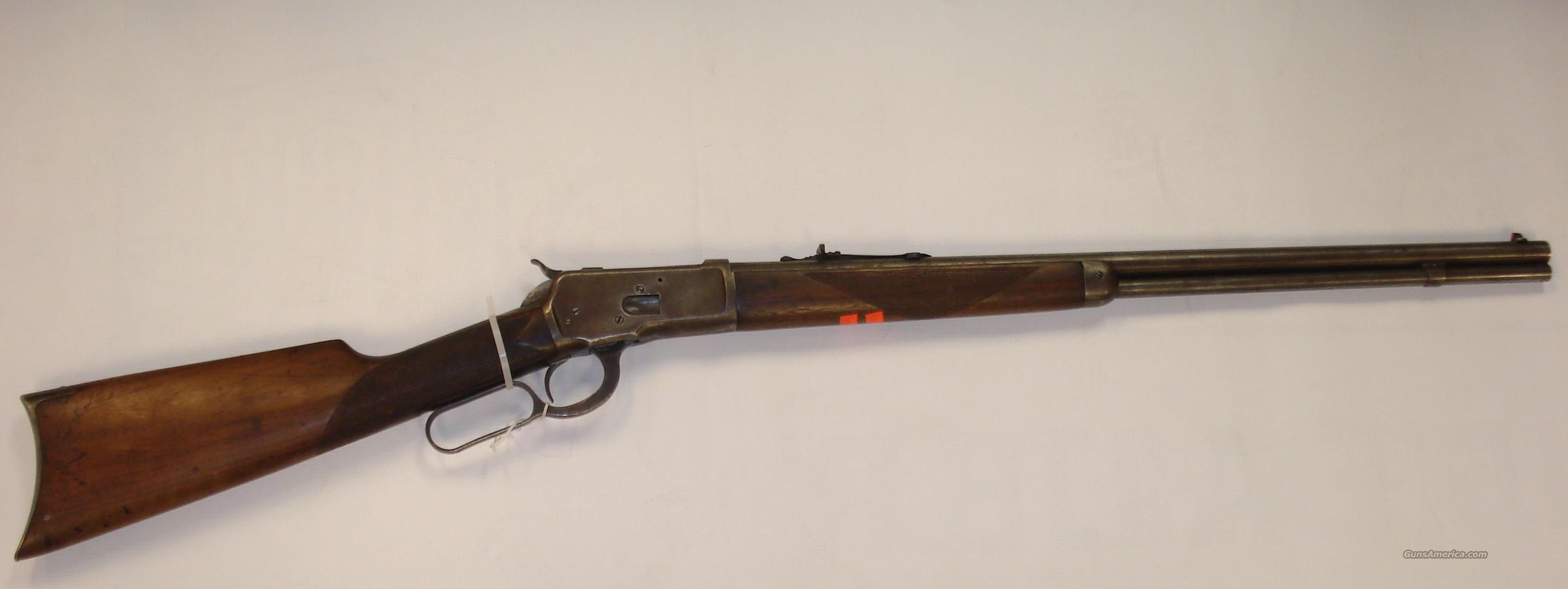 WInchester 1892 in 25-20  Guns > Rifles > Winchester Rifles - Modern Lever > Other Lever > Pre-64
