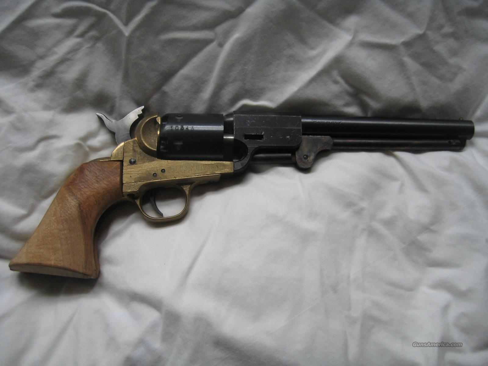 NAVY ARMS CO. MODEL 1851 .36 CAL. Colt Navy replica Black Powder Percussion Revolver  Guns > Pistols > Navy Arms Pistols