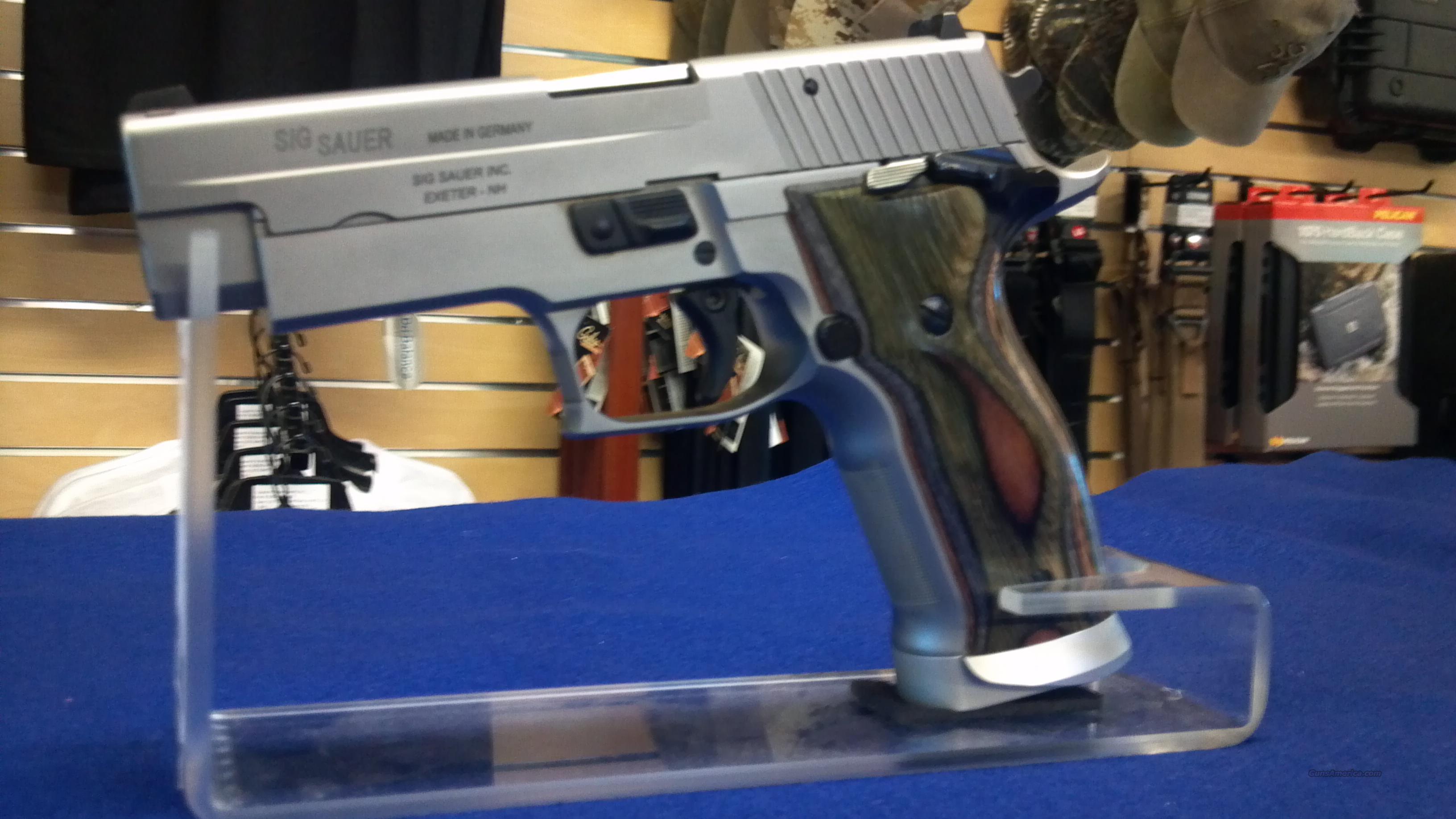 P226 legion prix