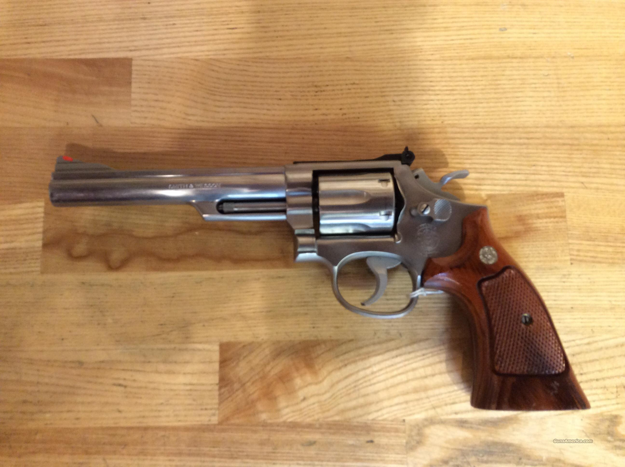 SALE! Smith & Wesson model 66-2 357MAG  Guns > Pistols > Smith & Wesson Revolvers > Full Frame Revolver