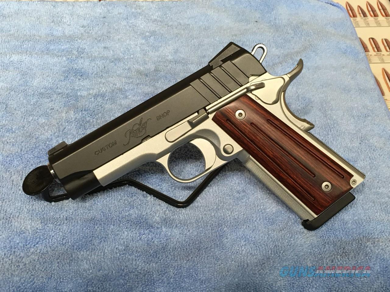 KIMBER PRO AEGIS 2 9MM  Guns > Pistols > 1911 Pistol Copies (non-Colt)