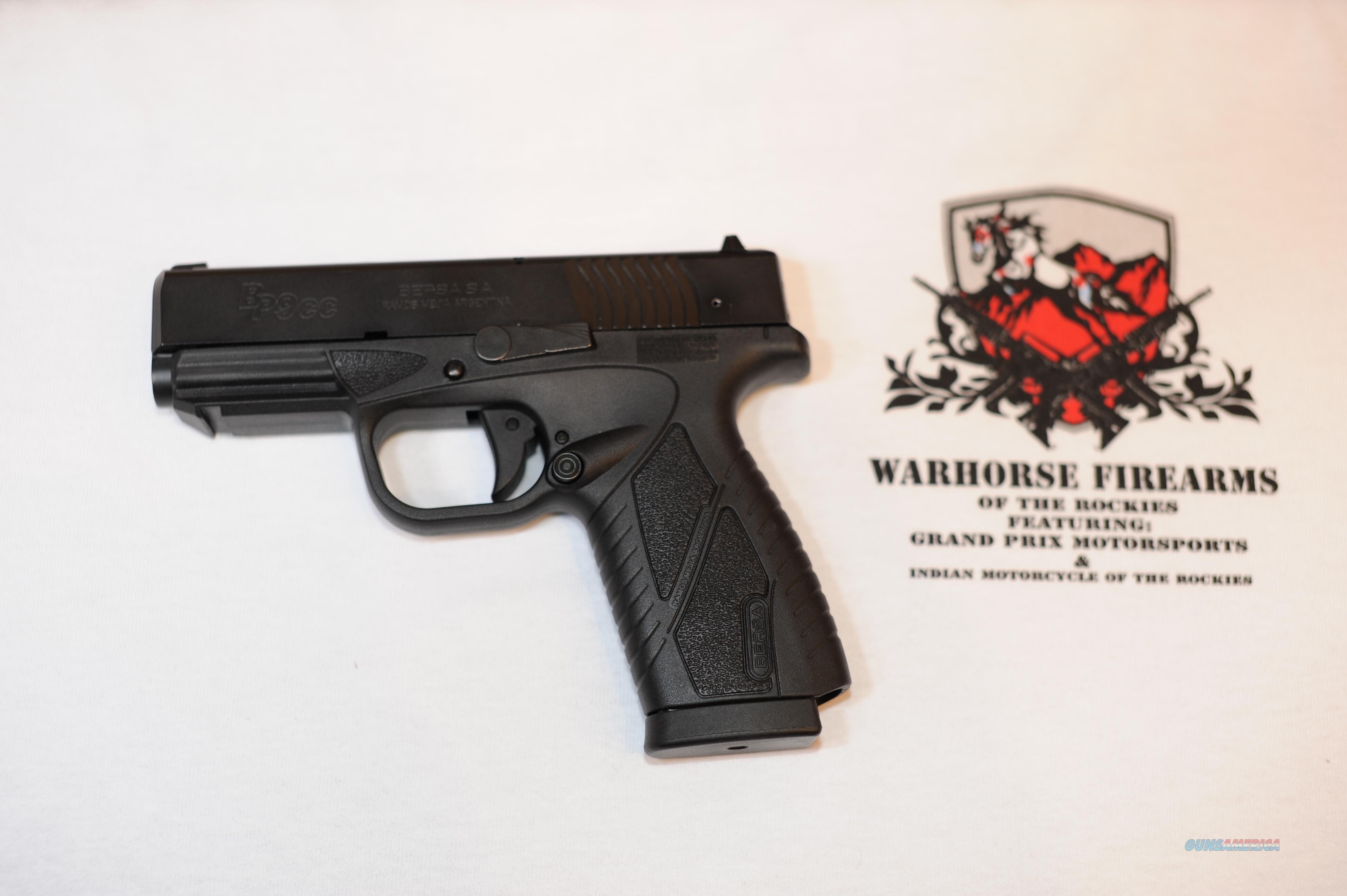 Bersa guns - Lookup BeforeBuying