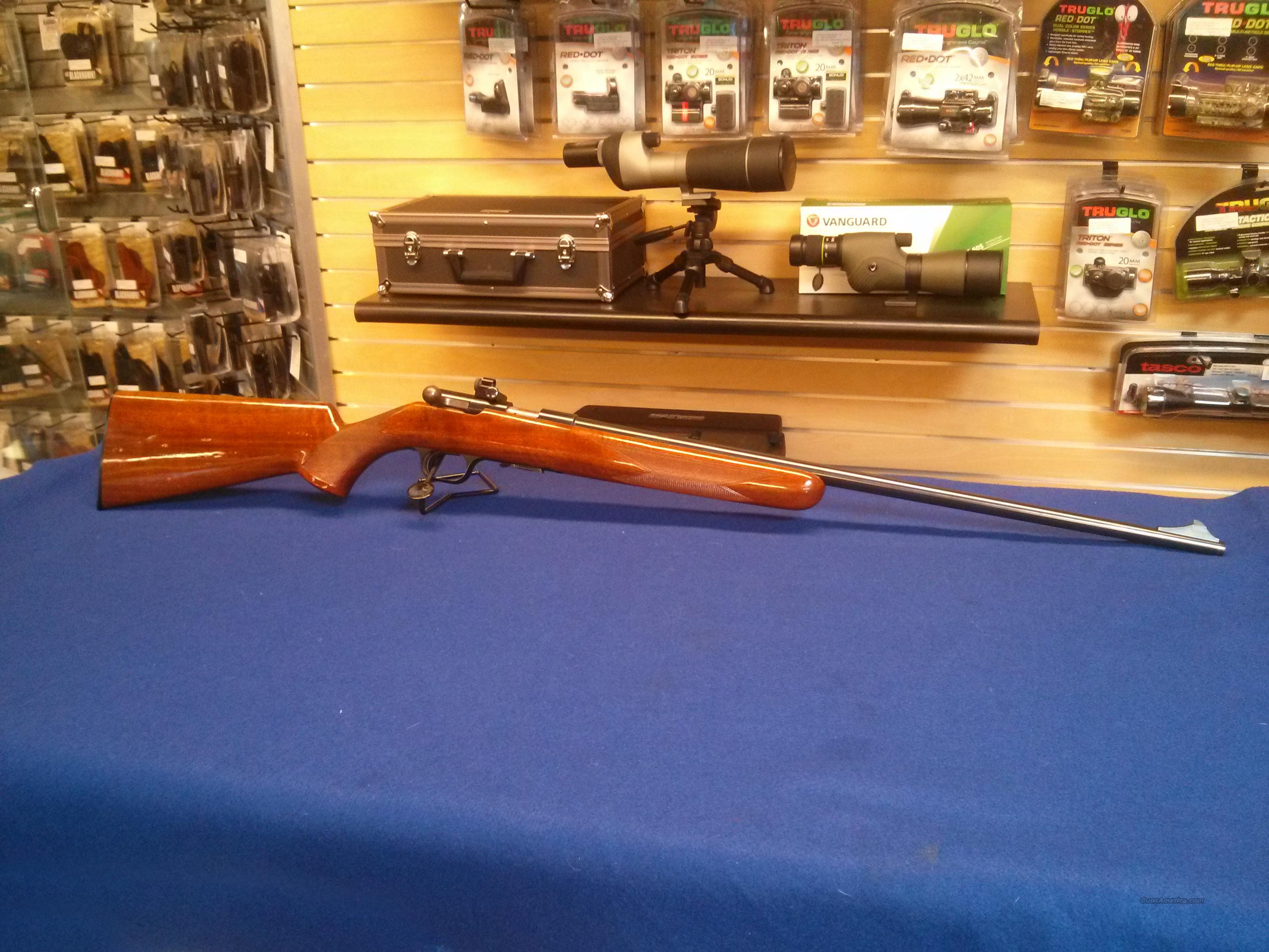 Browning Belgium made 1965 T-Bolt .22LR  Guns > Rifles > Browning Rifles > Bolt Action > Hunting > Blue