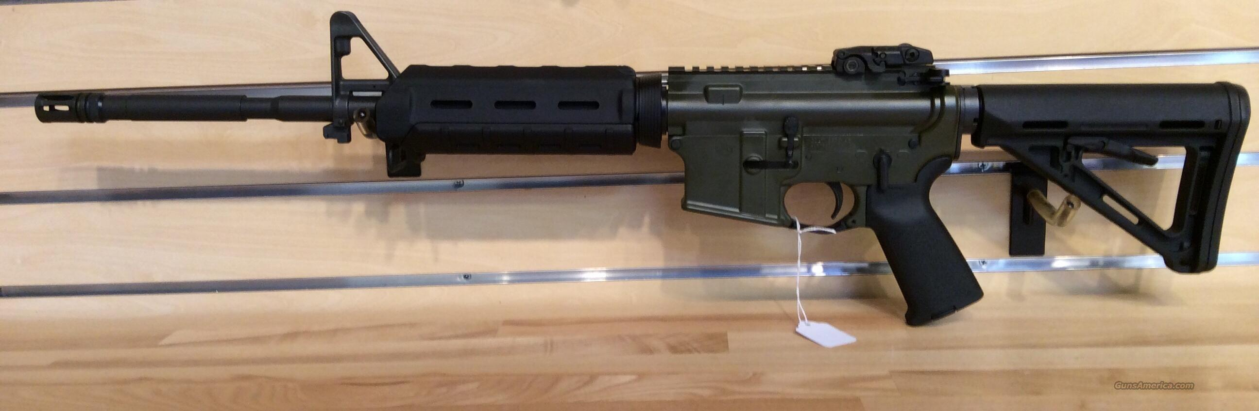 Colt M4 Carbine LE6920  Guns > Rifles > Colt Military/Tactical Rifles
