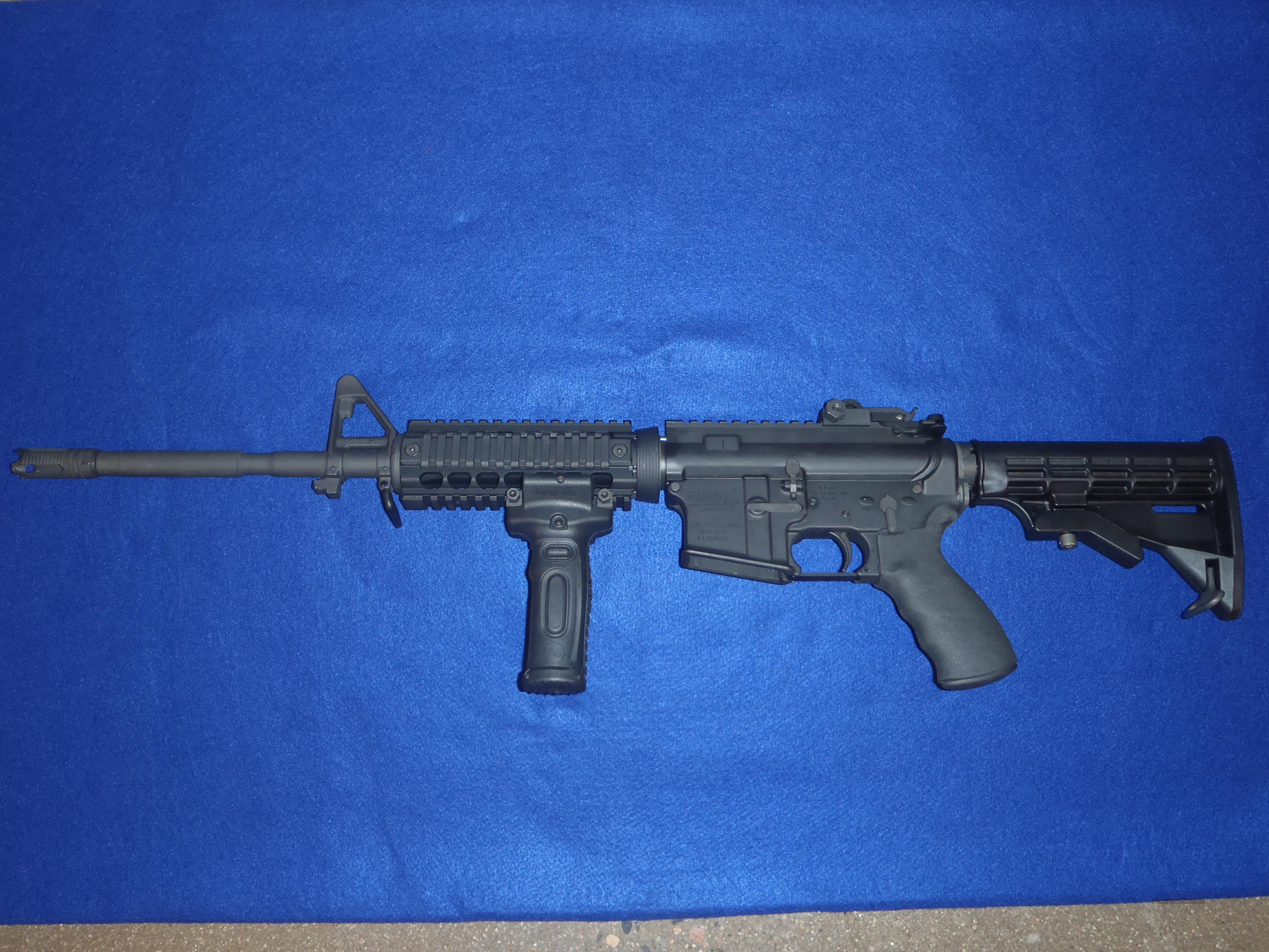 SALE PRICE!!!! DPMS R.A.P.T.R. Patrol Rifle  Guns > Rifles > DPMS - Panther Arms > Complete Rifle