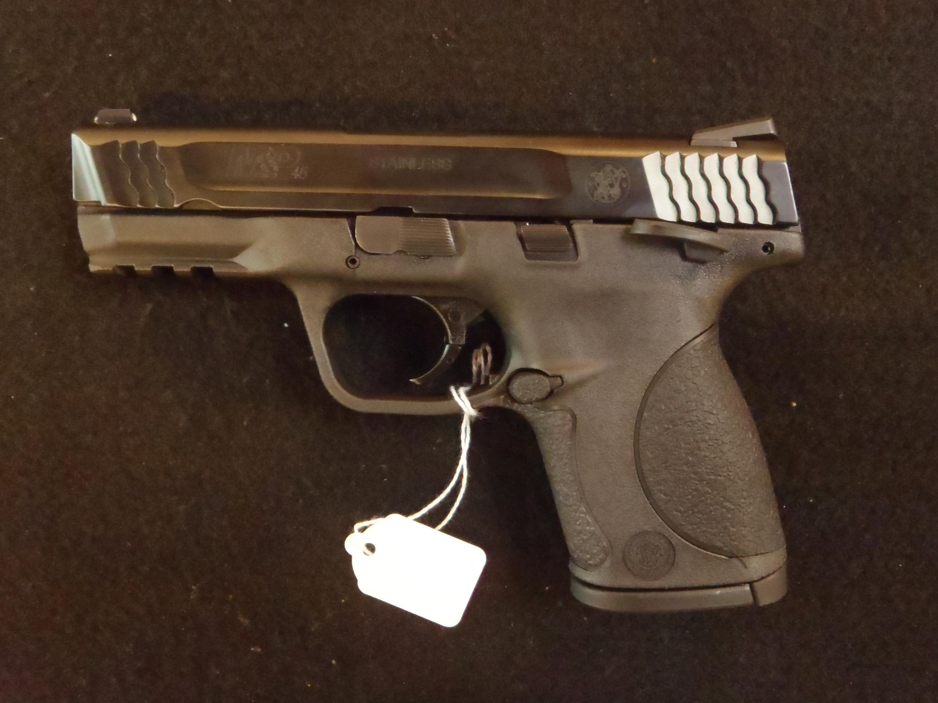 Smith and Wesson M&P .45 ACP  Guns > Pistols > Smith & Wesson Pistols - Autos > Polymer Frame
