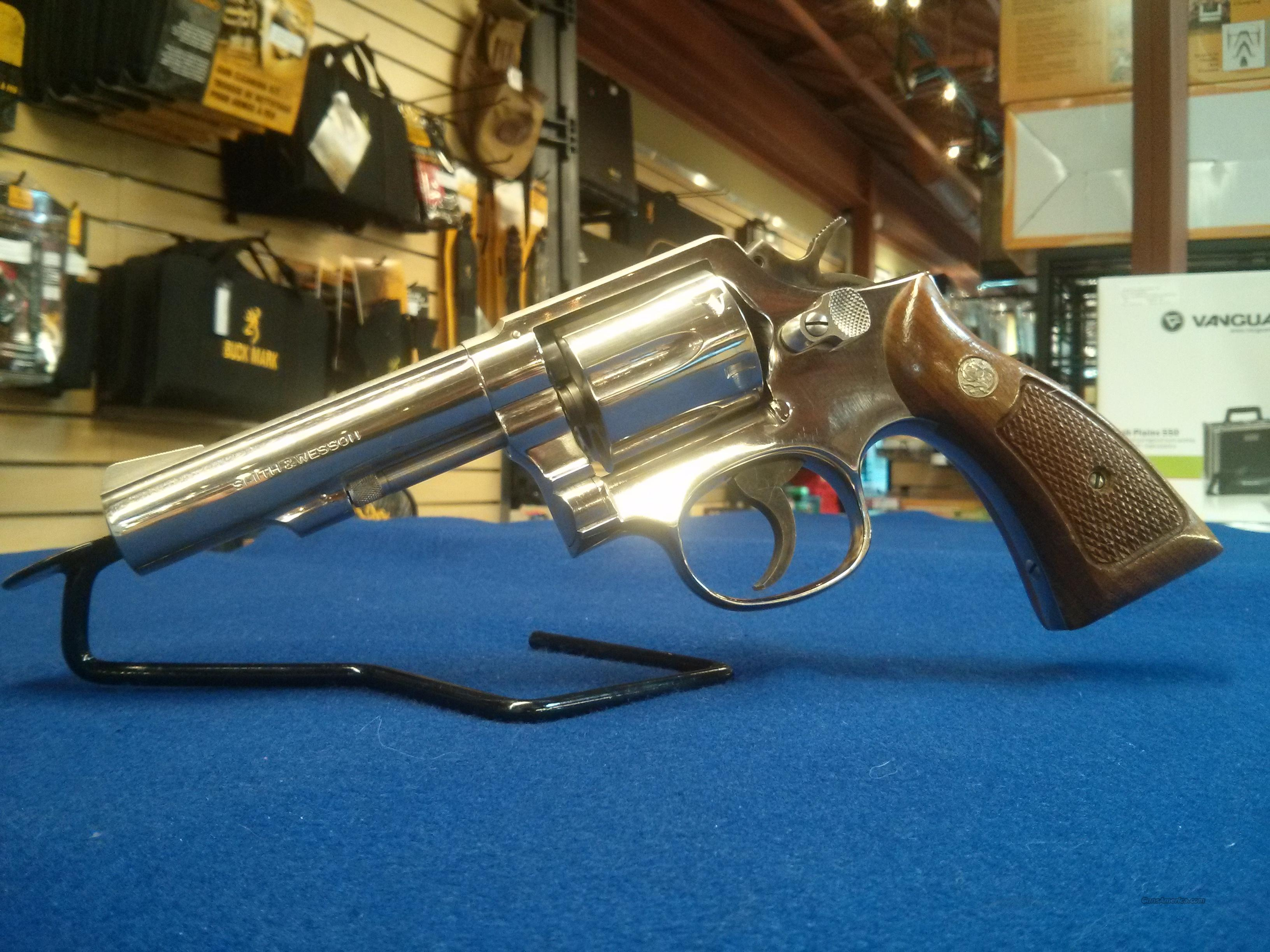 Smith and Wesson Model 10-8 .38 Special  Guns > Pistols > Smith & Wesson Revolvers > Model 10