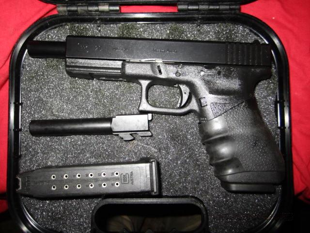 Glock 20 10mm With Glock