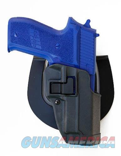Blackhawk Serpa Sportster Paddle Holster Sig 228/229/250 Matt Grey RH 413505BKR  Non-Guns > Holsters and Gunleather > Police Belts/Holsters