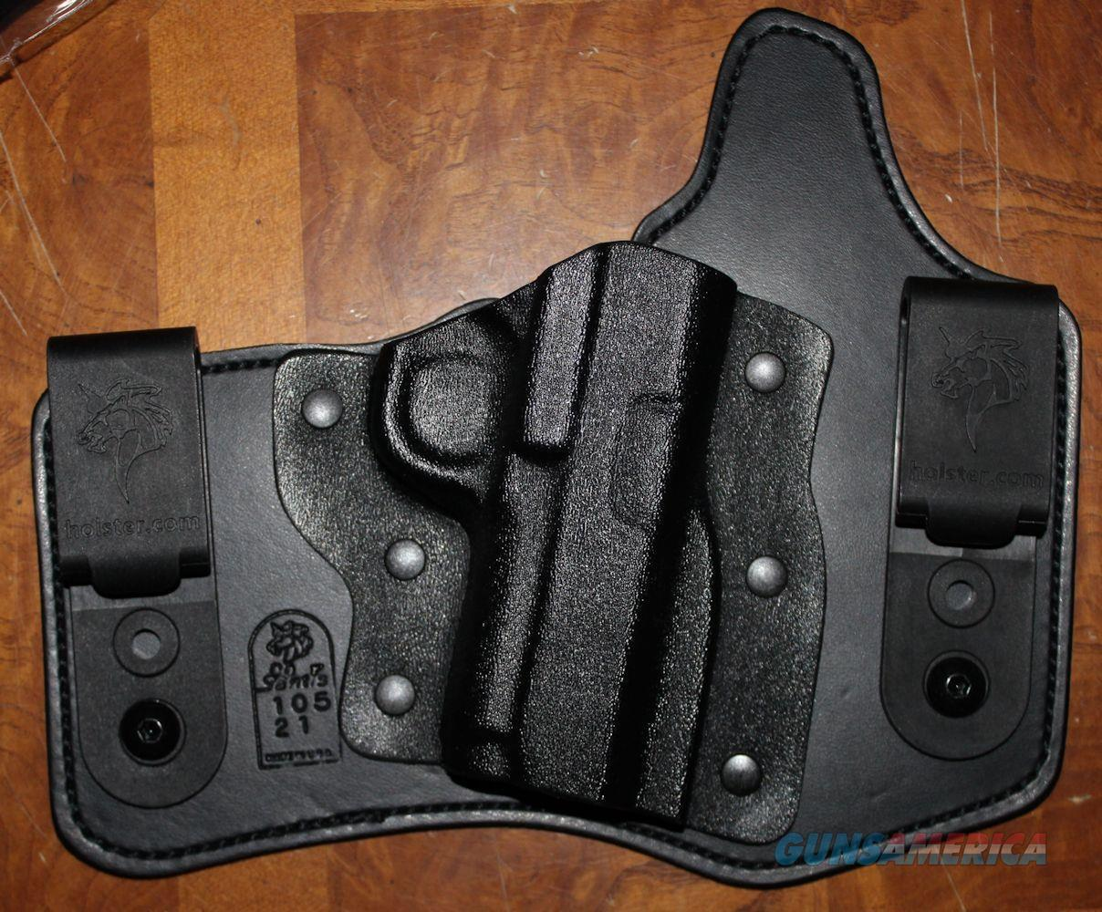 DeSantis Intruder IWB Concealment Holster Colt Springfield See Descrip 105KA21Z0  Non-Guns > Holsters and Gunleather > Concealed Carry