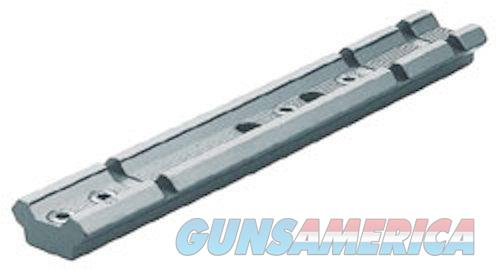 Ruger 10/22 Leupold Rifleman Silver 1pc Rifle Base Aluminum New #57774  Non-Guns > Scopes/Mounts/Rings & Optics > Mounts > Traditional Weaver Style > Flat
