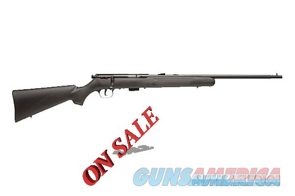Savage 93F 22Mag Bolt Action Rifle Blue Synthetic New  Guns > Rifles > Savage Rifles > Rimfire