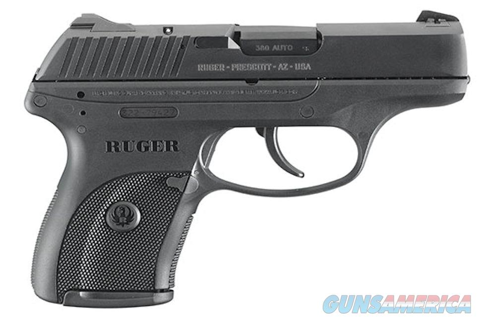 Ruger LC380 .380 Pistol BLue 7RD  Guns > Pistols > Ruger Semi-Auto Pistols > LC9
