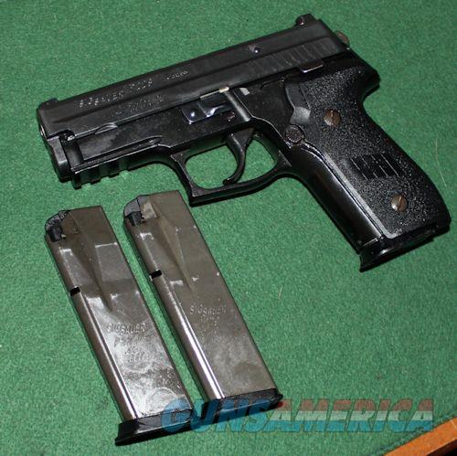 Sig Sauer P229R DAK .40SW Used LE Trade In In Good To VG Condition 3 Mags  Guns > Pistols > Sig - Sauer/Sigarms Pistols > P229