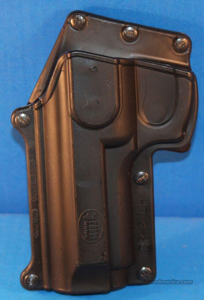 Fobus Beretta 92/96, Taurus 92/99 Left Hand Tactical Belt Holster BR2LHBH  Non-Guns > Holsters and Gunleather > Police Belts/Holsters