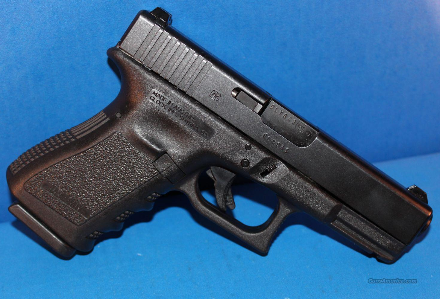 Glock 23 .40 S&W Used In Very Good Condition (843)  Guns > Pistols > Glock Pistols > 23