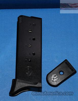 Ruger LC9 7rd Mag / Clip With Floor Plate Extension Ruger NIB LC9 EXT MAG-7  Non-Guns > Magazines & Clips > Pistol Magazines > Other