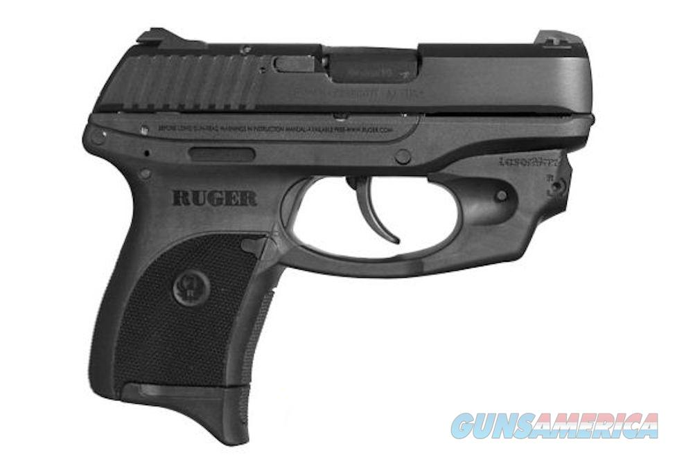 Ruger LCP 380 With Lasermax Trigger Guard Laser (1) 6rd Mag   Guns > Pistols > Ruger Semi-Auto Pistols > LCP