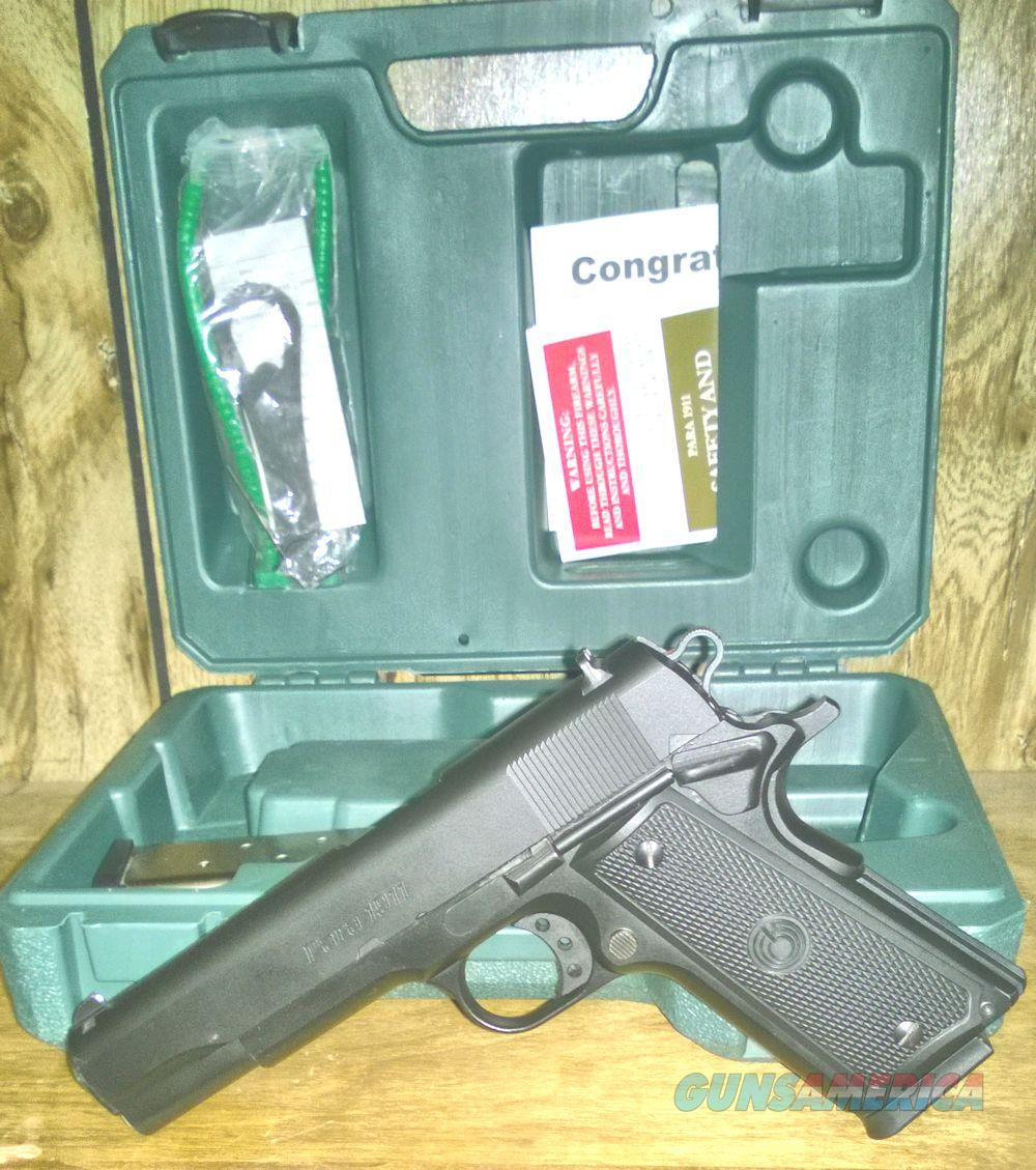 Para 1911 GI Expert 45ACP (2) 8rd Magazines Very Good  Guns > Pistols > 1911 Pistol Copies (non-Colt)