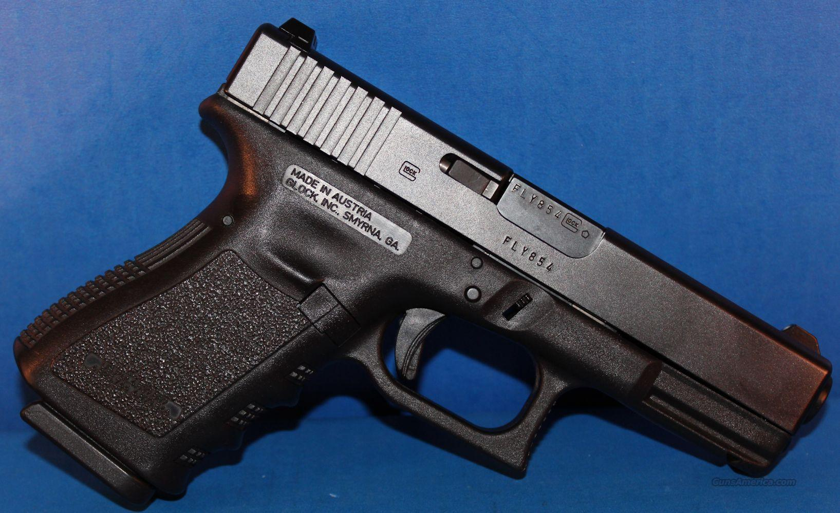 Glock 23 .40 S&W Used In Very Good Condition (854)  Guns > Pistols > Glock Pistols > 23