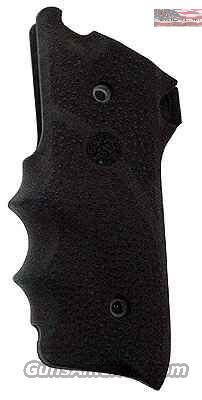 Hogue Monogrip For Ruger MKII 22 Rubber Grip # 82000  Non-Guns > Gunstocks, Grips & Wood