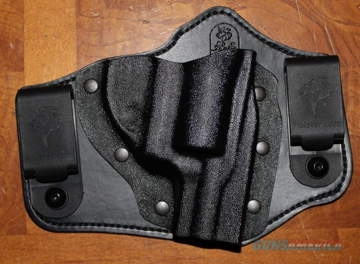 DeSantis Intruder IWB Concealment Holster For Ruger LCR 105KAN3Z0  Non-Guns > Holsters and Gunleather > Concealed Carry