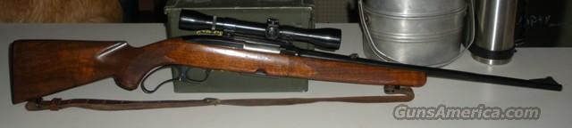 Winchester Model 88 .308 1955 Production Year  Guns > Rifles > Winchester Rifles - Modern Lever > Other Lever > Pre-64