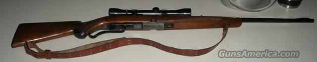 Winchester Model 88 1955 first year production  Guns > Rifles > Winchester Rifles - Modern Lever > Other Lever > Pre-64