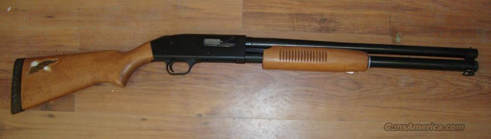Mossberg 12 Ga. (Tactical/Home Defense)  Guns > Shotguns > Mossberg Shotguns > Pump > Tactical