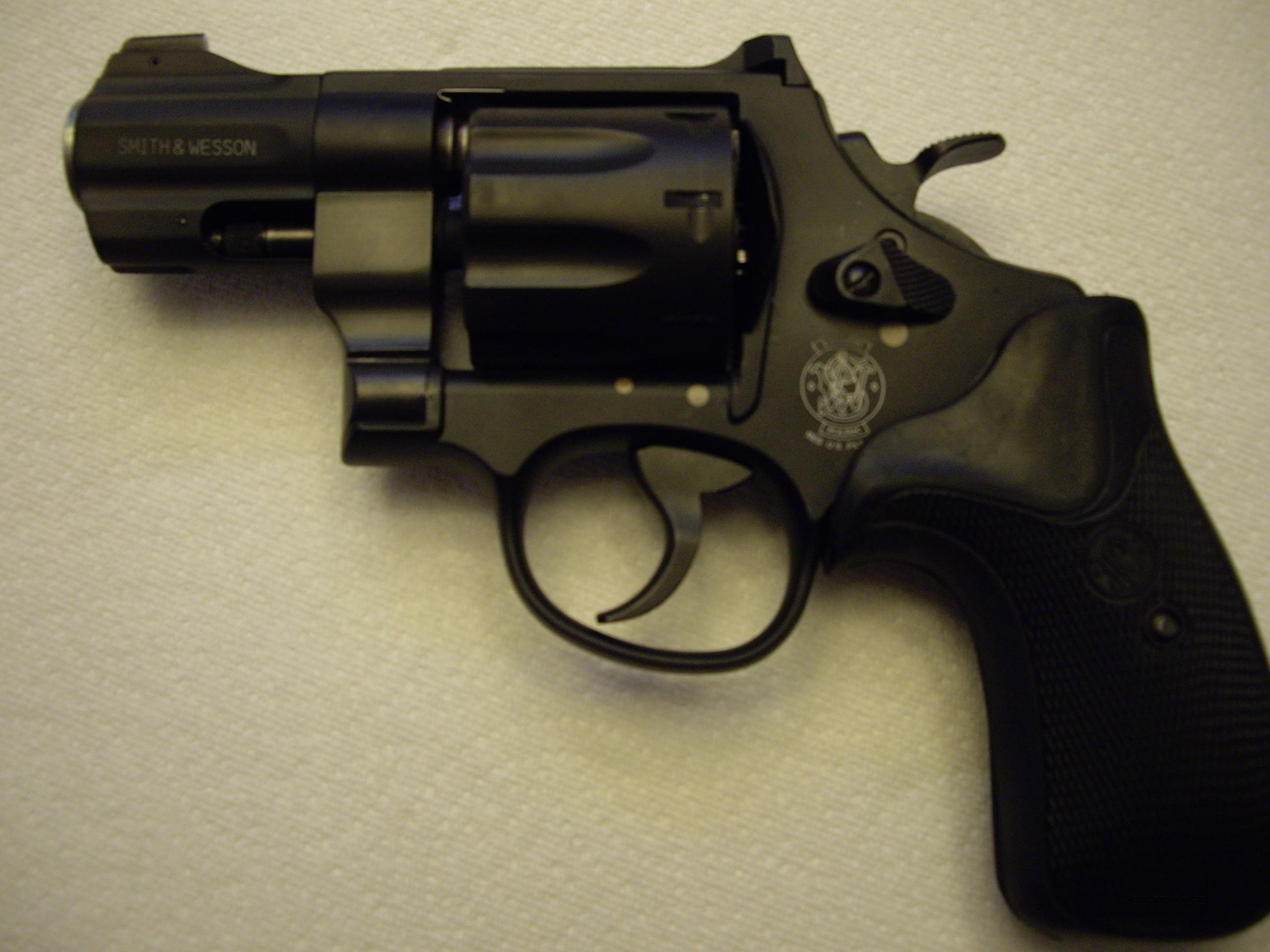 Smith and Wesson model 327 NightGuard .357 Revolver 8 Round  Guns > Pistols > Smith & Wesson Revolvers > Full Frame Revolver