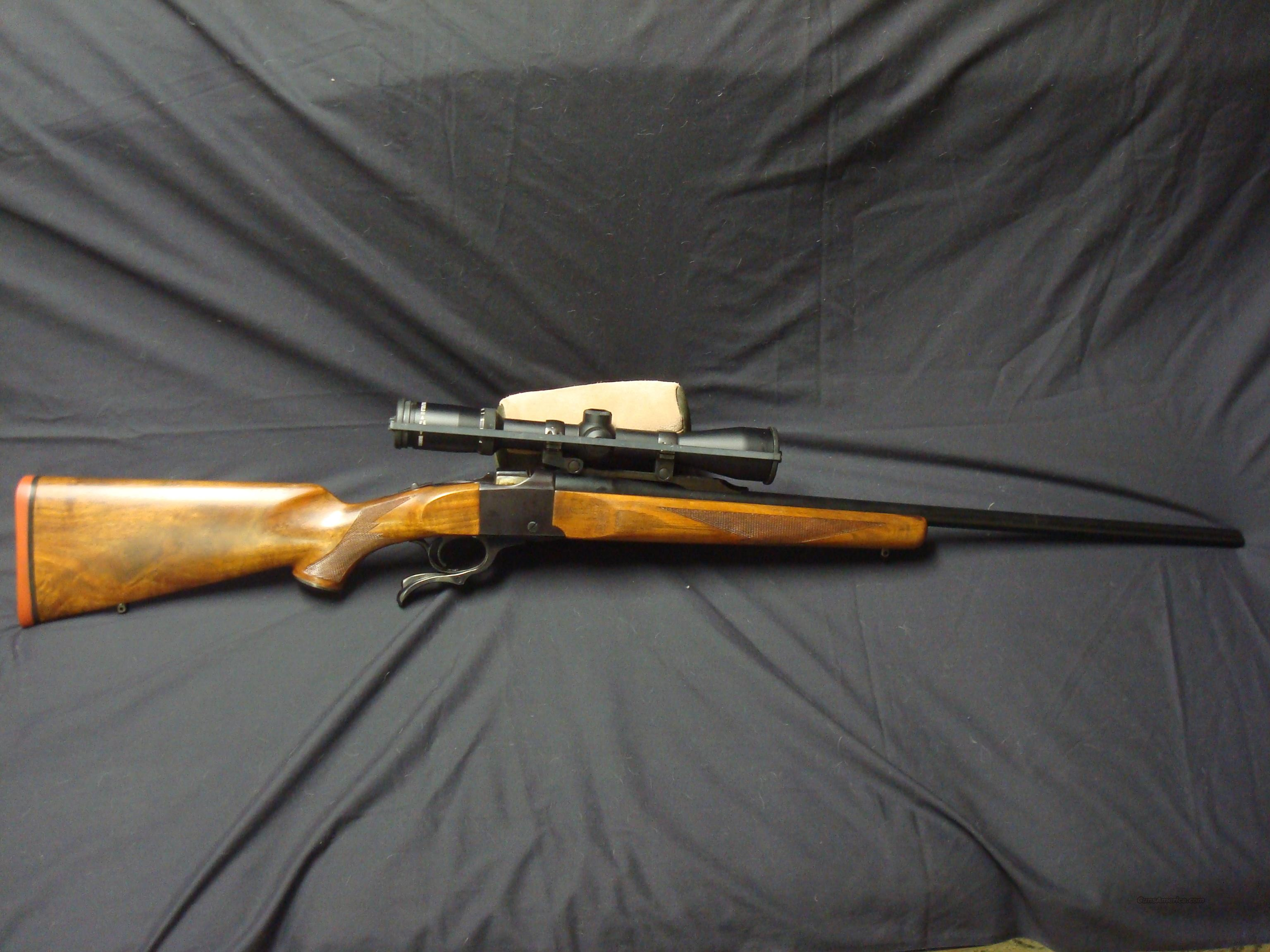 Ruger no 1 .256 Newton  Guns > Rifles > Ruger Rifles > #1 Type