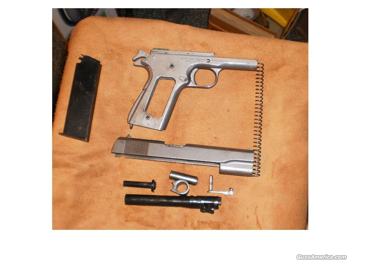 Remington Rand 1911 A1 U.S. PROPERTY 45 ACP  Guns > Pistols > 1911 Pistol Copies (non-Colt)